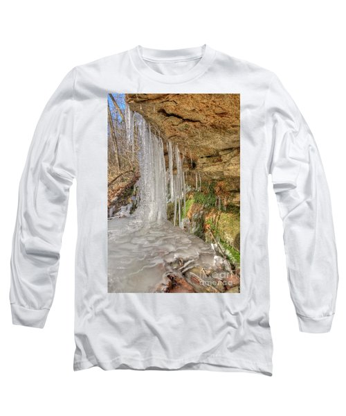 Behind The Ice Long Sleeve T-Shirt