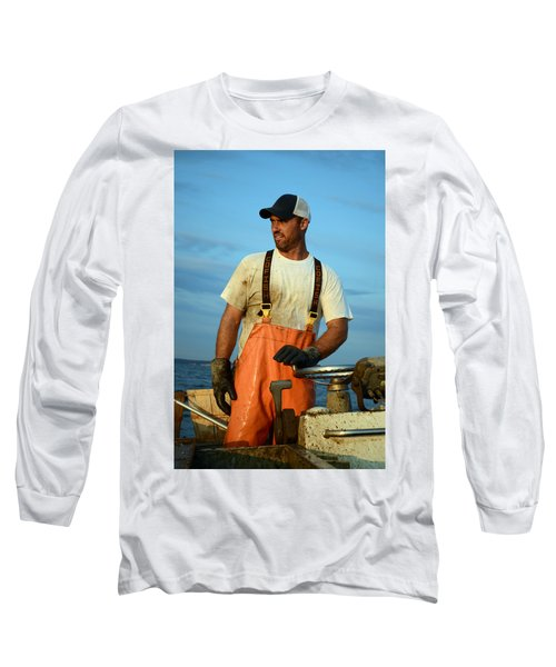 Behold The Waterman Long Sleeve T-Shirt