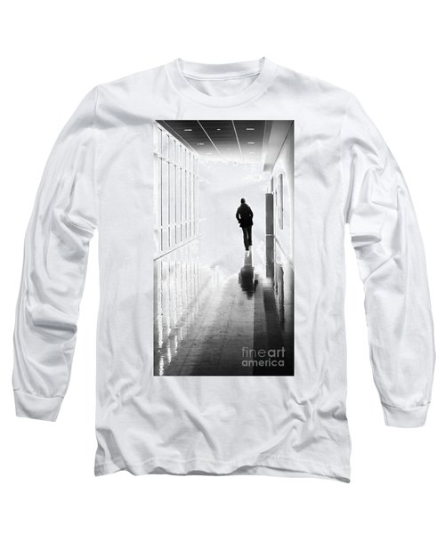 Being Alone Doesnt Mean Youre Free Long Sleeve T-Shirt