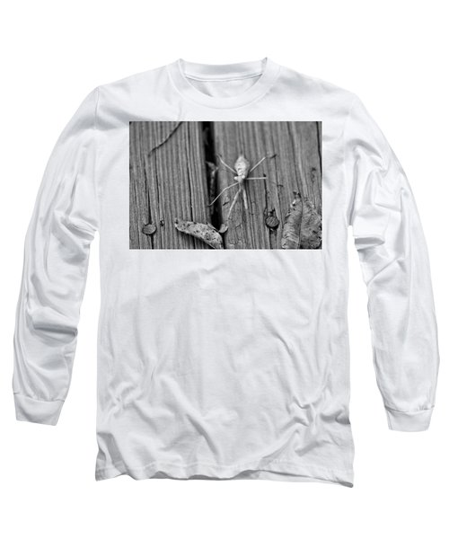 Being Judged  Long Sleeve T-Shirt