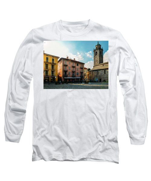 Bellagio, Lake Como, Italy. Long Sleeve T-Shirt