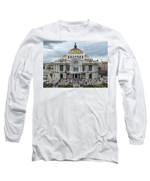 Bellas Artes Long Sleeve T-Shirt