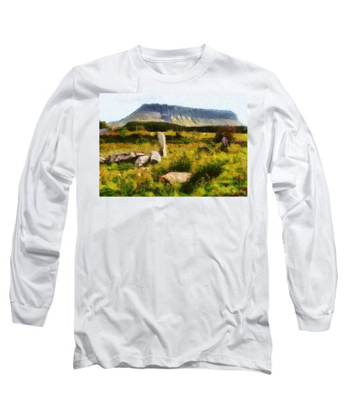 Benbulben Sligo Long Sleeve T-Shirt
