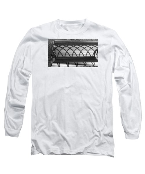 Bench Patterns Long Sleeve T-Shirt