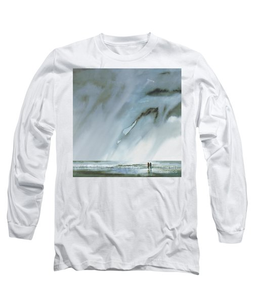 Beneath Turbulent Skies Long Sleeve T-Shirt