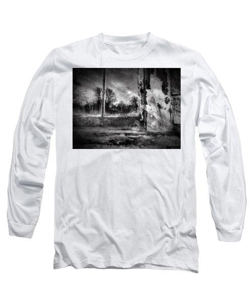 Benjamin Nye Window Long Sleeve T-Shirt