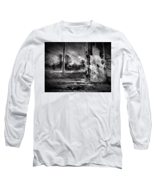 Benjamin Nye Window Long Sleeve T-Shirt