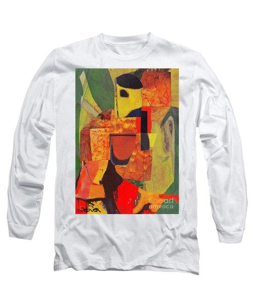 Beret Ballet Long Sleeve T-Shirt