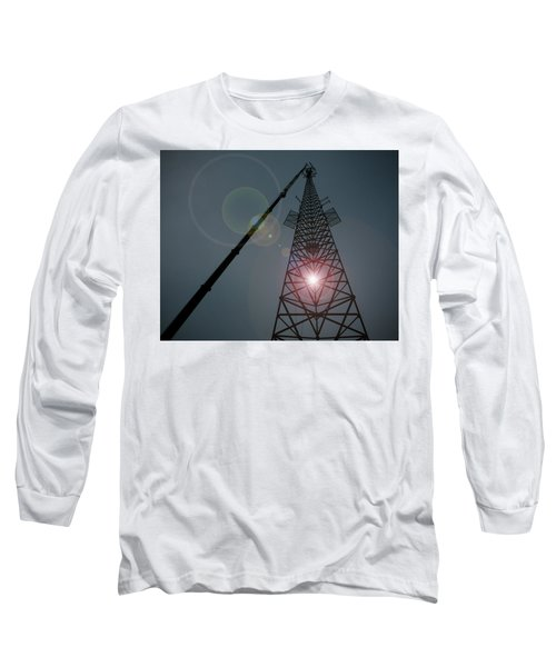 Long Sleeve T-Shirt featuring the photograph Berkeley Springs by Robert Geary