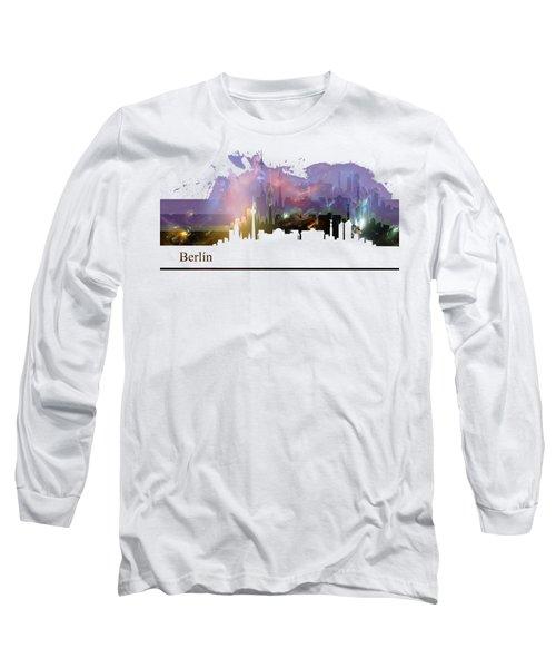 Berlin 2 Long Sleeve T-Shirt