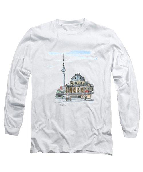 Berlin Fernsehturm Long Sleeve T-Shirt