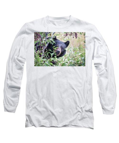Berry Picking  Long Sleeve T-Shirt