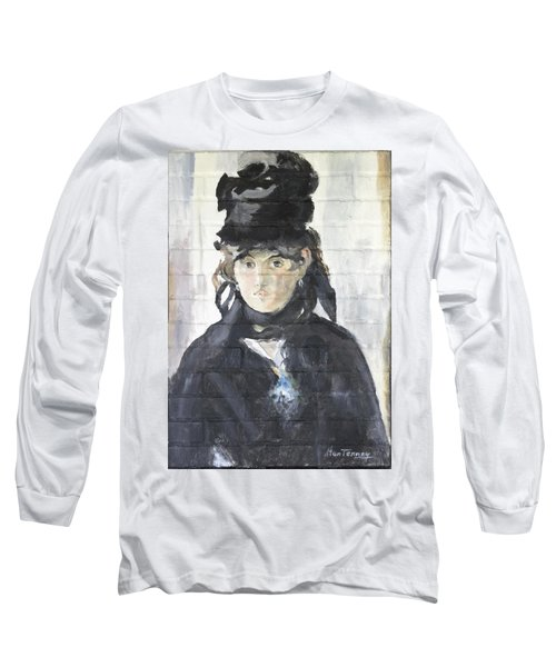 Berthe Morisot Long Sleeve T-Shirt by Stan Tenney