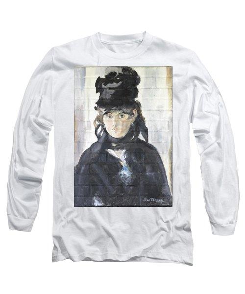 Berthe Morisot Long Sleeve T-Shirt