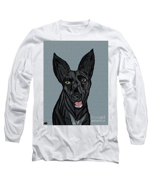 Beths_cutie_dwp_2016 Long Sleeve T-Shirt