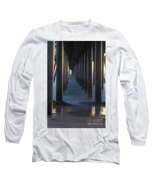 Between The Pillars  Long Sleeve T-Shirt
