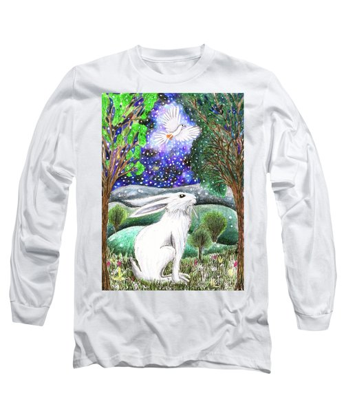Between The Trees Long Sleeve T-Shirt