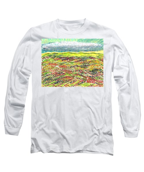 Beyond The Foothills Long Sleeve T-Shirt