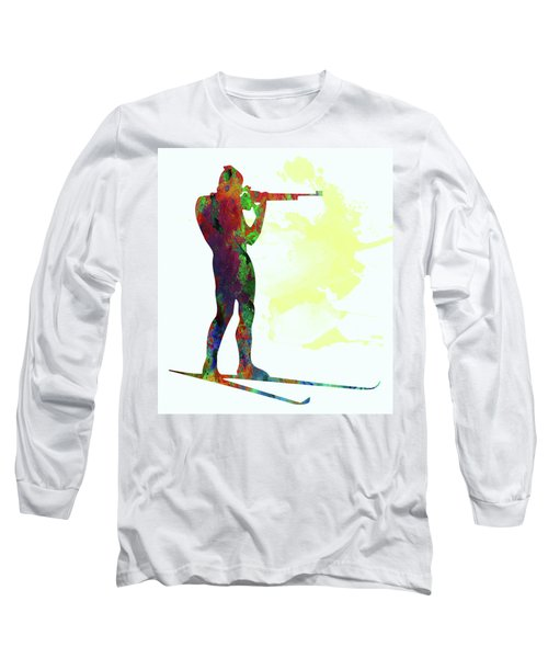 Biathlon Long Sleeve T-Shirt