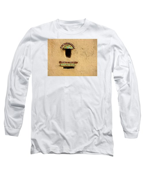 Bibliotheque Municipale Long Sleeve T-Shirt