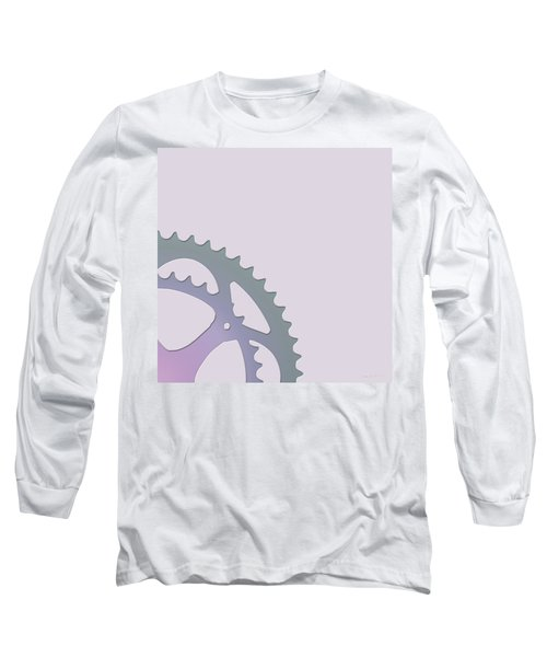 Bicycle Chain Ring - 2 Of 4 Long Sleeve T-Shirt