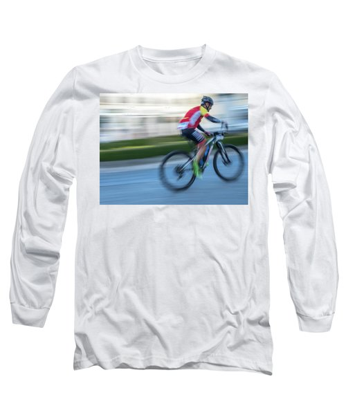 Bicycle Race Long Sleeve T-Shirt