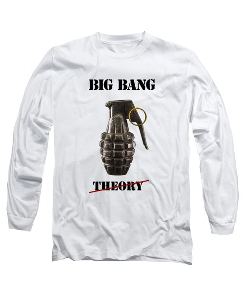 Big Bang Theory - Not Long Sleeve T-Shirt