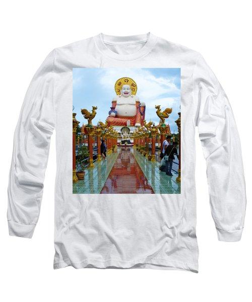 Big Buddha Long Sleeve T-Shirt