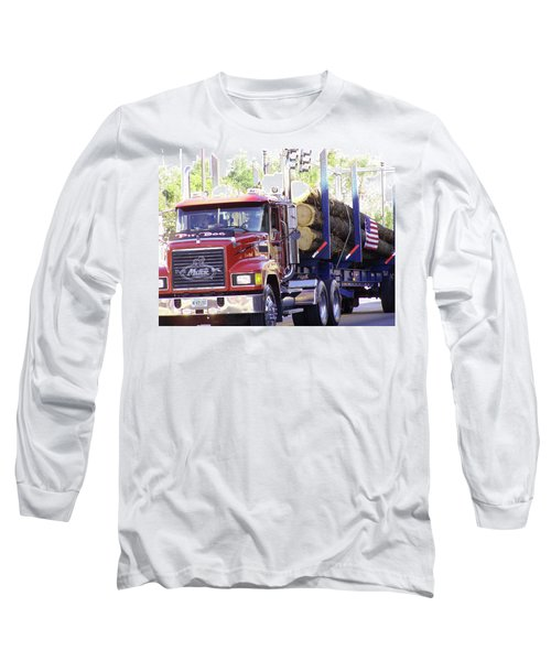 Big Mack Long Sleeve T-Shirt