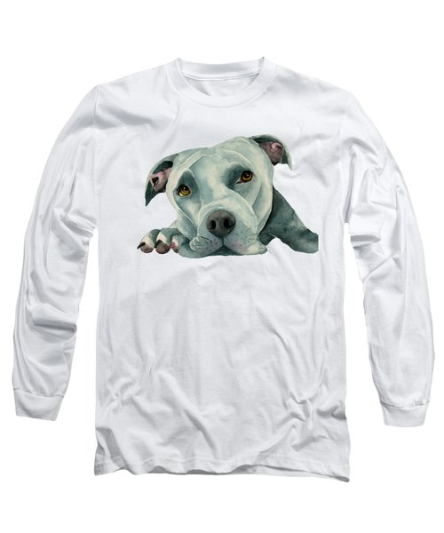 Big Ol' Head Long Sleeve T-Shirt