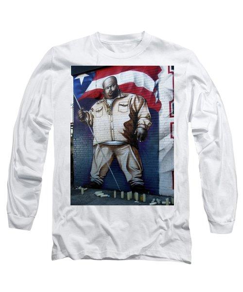 Big Pun Long Sleeve T-Shirt