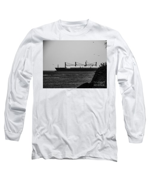Big Ship Long Sleeve T-Shirt