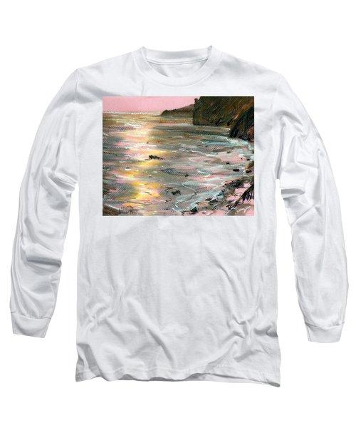 Big Sir Sunset Long Sleeve T-Shirt