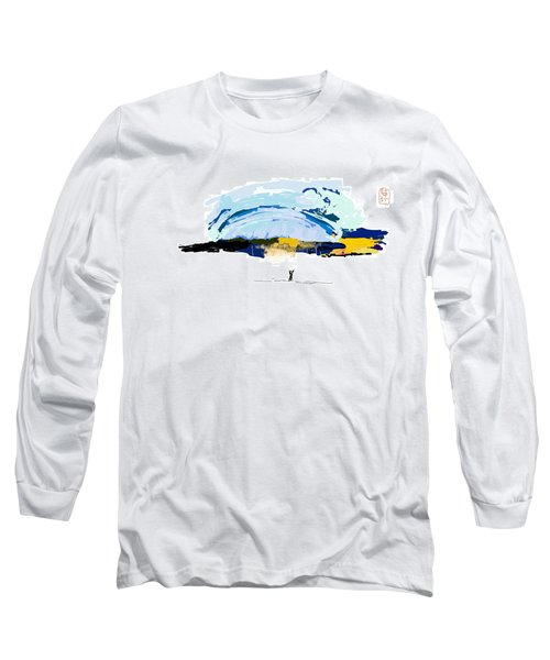 Big Storm Coming Long Sleeve T-Shirt