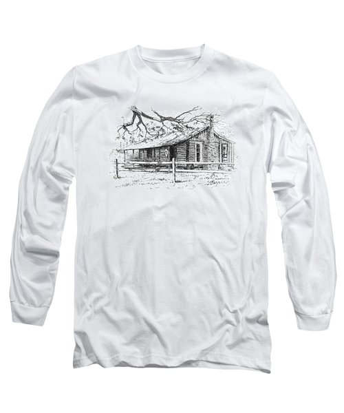 Big Thicket Information Center Long Sleeve T-Shirt