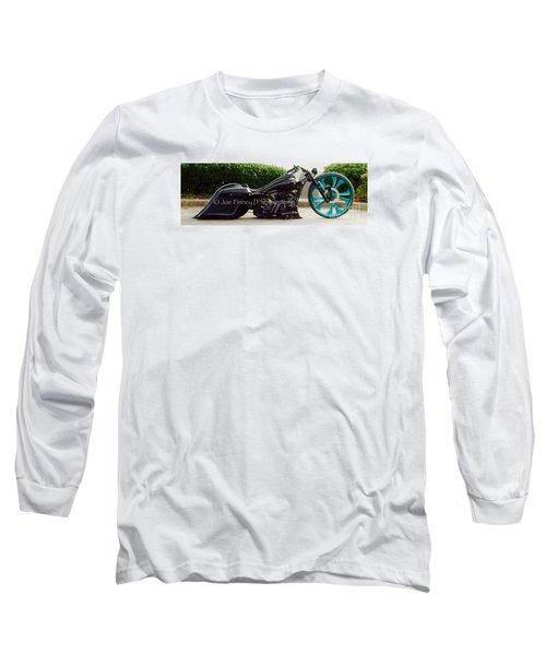 Big Wheel - No.1215 Long Sleeve T-Shirt