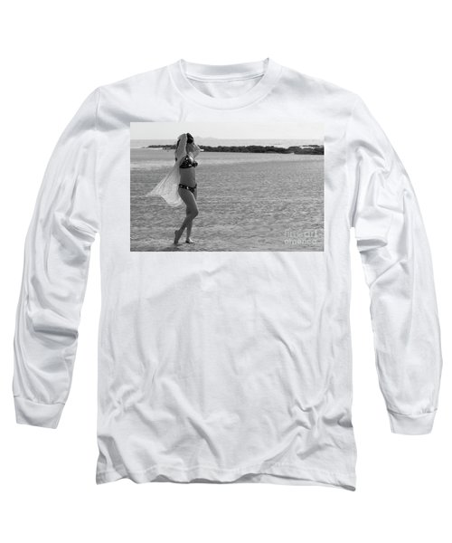 Bikini Girl Long Sleeve T-Shirt