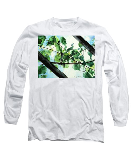 Biltmore Grapevines Overhead Long Sleeve T-Shirt
