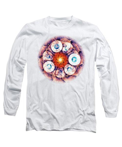 Binding Of Seven Long Sleeve T-Shirt