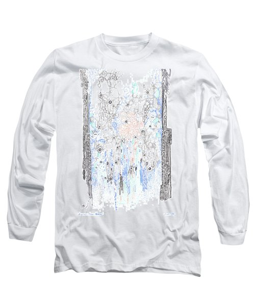 Bingham Fluid Or Paste Long Sleeve T-Shirt