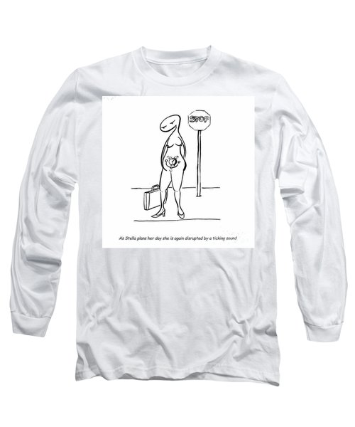 Biological Clock Long Sleeve T-Shirt