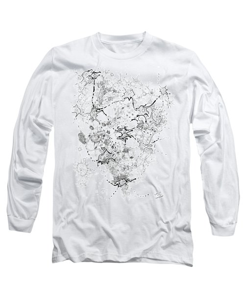 Biology Of An Idea Long Sleeve T-Shirt