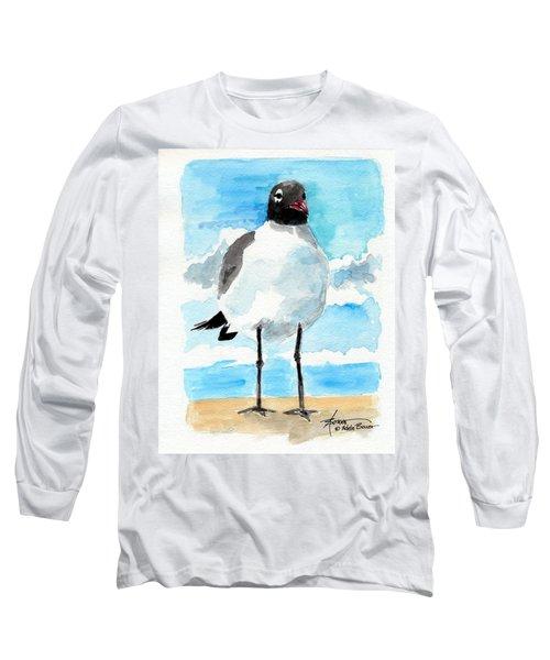 Bird Legs Long Sleeve T-Shirt