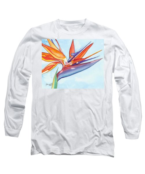 Bird Of Paradise IIi Long Sleeve T-Shirt