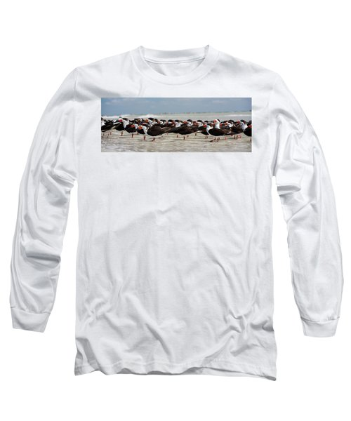 Bird Party Long Sleeve T-Shirt