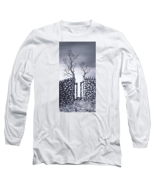 Bird Tree Long Sleeve T-Shirt
