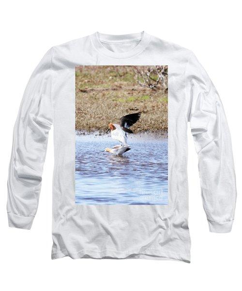 Birds Do It Long Sleeve T-Shirt
