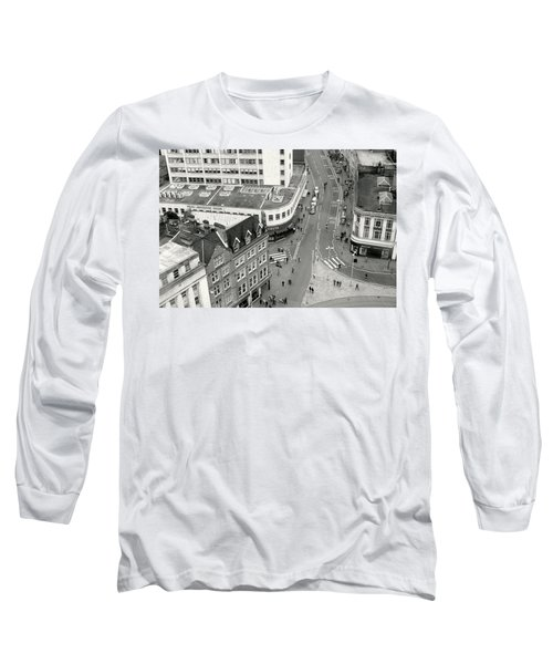 Birds Eye View Long Sleeve T-Shirt