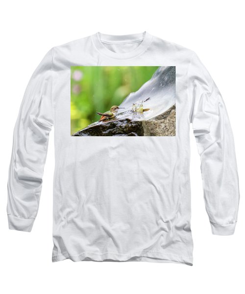 Birds Just Want To Have Fun Long Sleeve T-Shirt