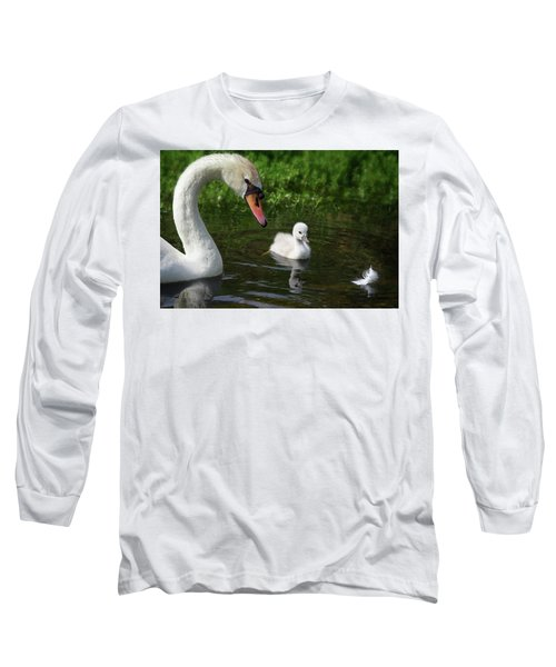 Birds Of Feather... Long Sleeve T-Shirt